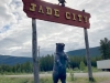 Jade City, Cassiar Mountain Jade Store on Stewart Cassiar Highway