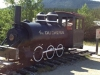 The Duchess, Historic Steam Engine in Carcross, Yukon
