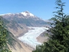 Salmon Glacier Toe near Hyder, Alaska