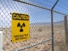 Radioactive Warning at Trinity Nuclear Test Site