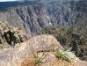 Overlooking Chasm at Black Canyon National Park