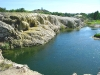 Wind River by Largest Hot Springs in Thermopolis, WY