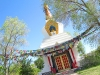 Santa Fe New Mexico Buddhist Temple