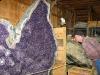 Wegman Crystal Mine Arkansas Amethyst