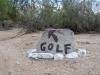Gopher Flats Slab City Golf Course