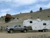 Creede Colorado Historic Mining Site