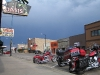 The calm before the storm in Sturgis, SD