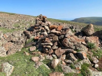 Cannibal Plateau Rock Markers