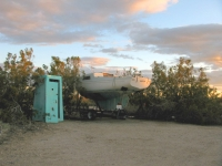 Smooth Sailing in Slab City