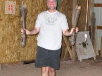 Sand Creek Proprty Elk Legs