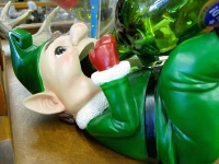 Elf Hummer Wine Bottle Holder at The Thing