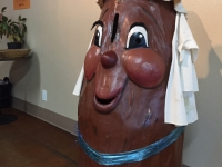 Mister Hanky or Giant Date