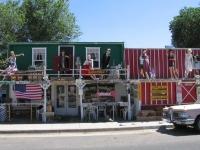 Route 66 through Seligman, AZ