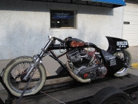 Serious Racer in Sturgis, SD