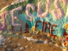 Jesus Fire at Salvation Mountain