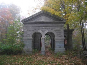 Forest Park Cemetery, Brunswick NY