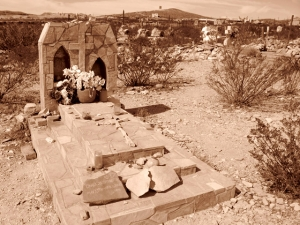 Historic Terlingua Texas Cemetery