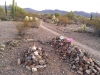 Old Bill and Shep Grave Site Indian Path Tucson Mountain Park Trails