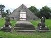 Pyramid Monument Mt Olivet Cemetery