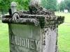 Creepy Grave Marker Mt Olivet Cemetery