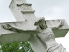 Jesus Crucifiction Monument Mt Olivet Cemetery