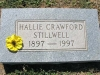 RIP Hallie Stillwell Alpine, Texas