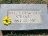RIP Hallie Stillwell Alpine, Texas