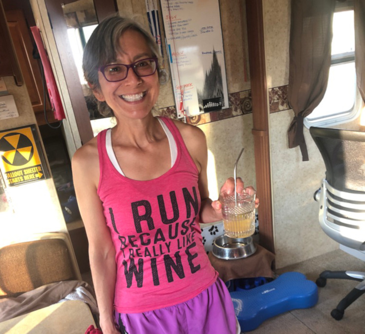 Running and RVing reasons