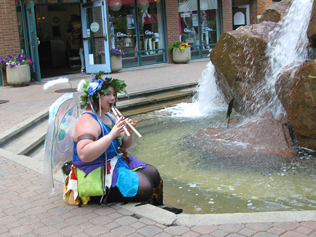 Fort Collins Fairy