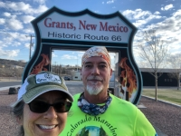 Jim and Rene Grants New Mexico