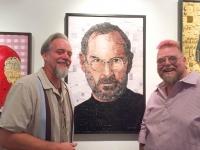 Jim Sam and Steve at Art on 5th Street Austin Texas