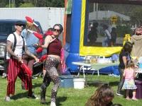 Cannifest Humboldt 2017, Family Zone Jugglers