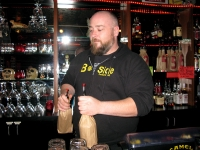 Portland Bartender serves mystery shots at Red Room