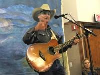 Cowboy Poet Gail Steiger grandson of Gail Gardner