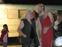 Hot Dates at the Slab City Prom