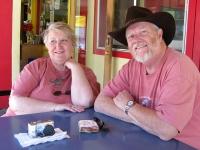 Long time no see fellow RVers Judd and Carol
