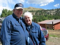 Happy Vickers Ranch Guests