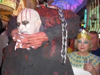 Fremont Street Las Vegas Halloween 2015