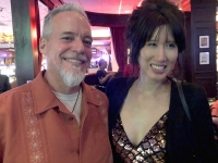 Rita Lim at El Cortez Parlor Bar