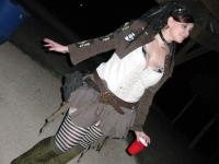 NuRVer Lexy going clubbing in San Antonio