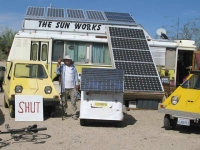 Solat Mike the Sun Works Slab City Niland CA