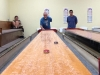 Xscapers play Shuffleboard at Fountain of Youth