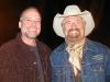 Jim meets Michael Martin Murphy at Lake City concert