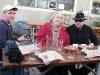 Coincidental Portland visit with Sue and Eddie