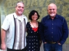 Meeting Dave Ramsey at Live Show Nashville, TN