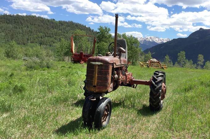 1941 Farall Tractor