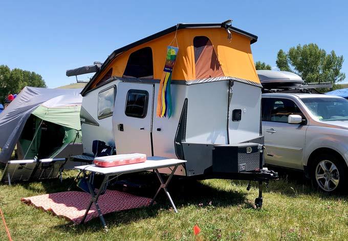 Tent Trailer