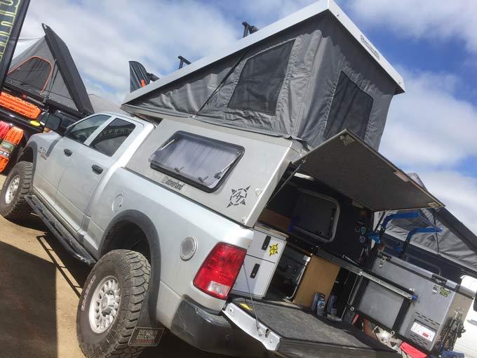 AT Truck Tent Camper
