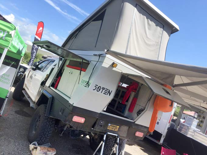 Dutch 50TEN Overlanding Camper
