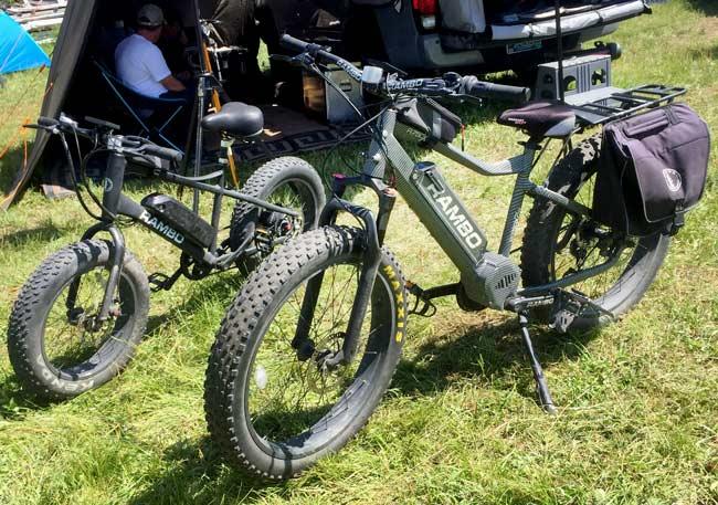 Rambo Electric Bikes
